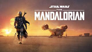 The Mandalorian Disney Plus Poster