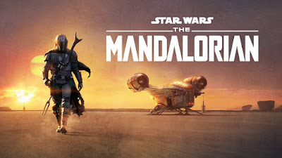 The Mandalorian Title
