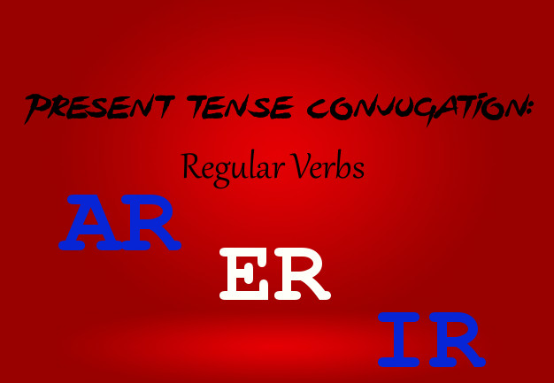 Bilinge blogs 2017 present tense conjugation pt 1 regular ar er and ir verbs negle Choice Image