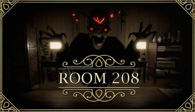Room 208 — in the small quiet town of Fleetwood Vale there is an old hotel — its history is entrenched in the minds of local residents. Victor Rockford, a spiritual mediator,