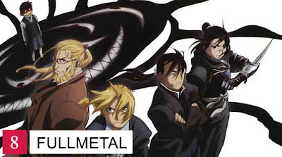 Anime action comedy terbaik 8