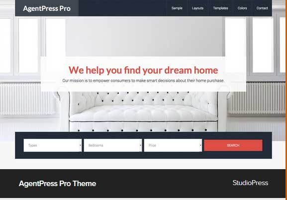 AgentPress Pro Theme Award Winning Pro Themes for Wordpress Blog : Award Winning Blog