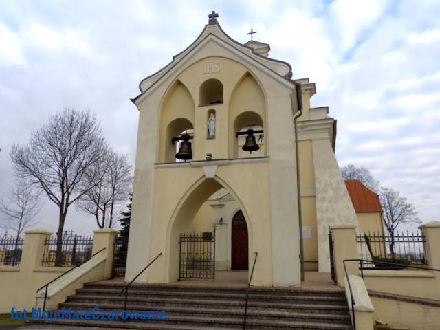 Kościół św. Stanisława Biskupa Męczennika w Ręcznie woj. łódzkie - CZYTAJ DALEJ