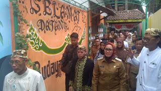 Kampung Wisata Seni Tumbuh Kembang Di Kota Cirebon