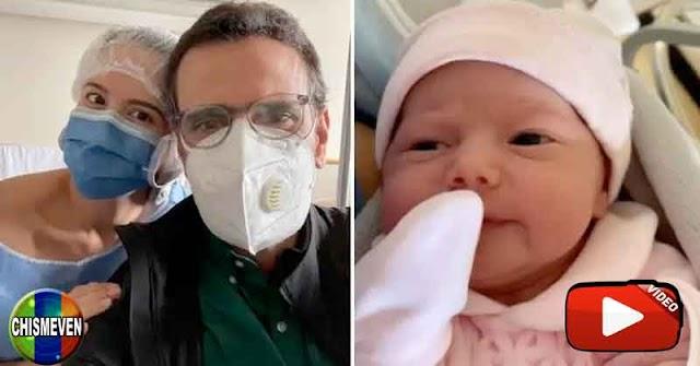 COMO CONEJOS | La madre de la hija de Capriles le parió una segunda niña