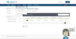 list domain,