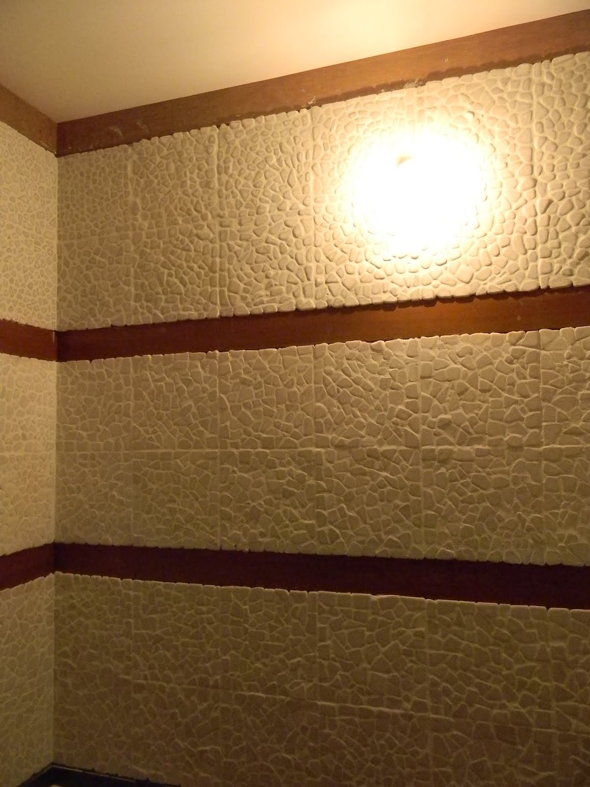 Wall Tiles In Amma S Unit Pooja Room