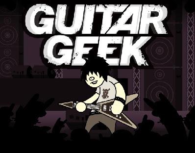 Play Guitar Geek Online