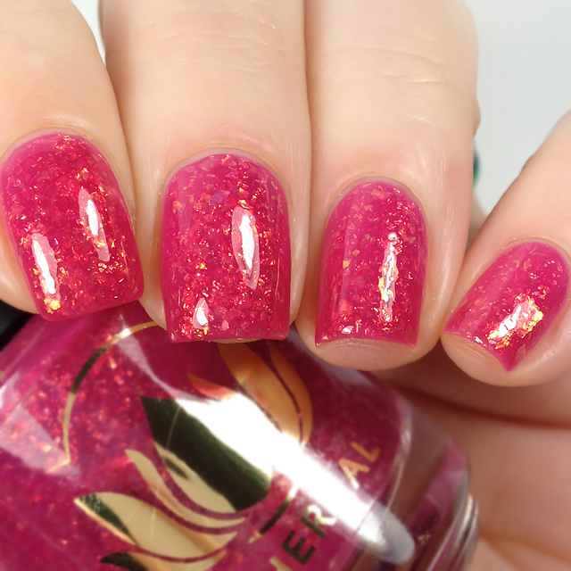 Ethereal Lacquer-Raspberry