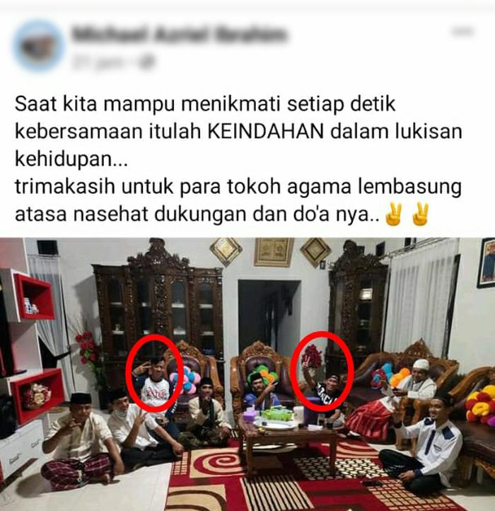 Tidak Netral, Oknum Panitia Pilkakam & BPK Kampung Lembasung Dilaporkan ke Polres