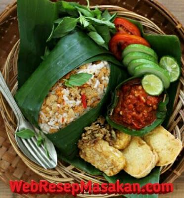 Nasi tutug oncom, Resep Nasi Tutug Oncom ncc, Cara membuat nasi tutug oncom khas sunda,