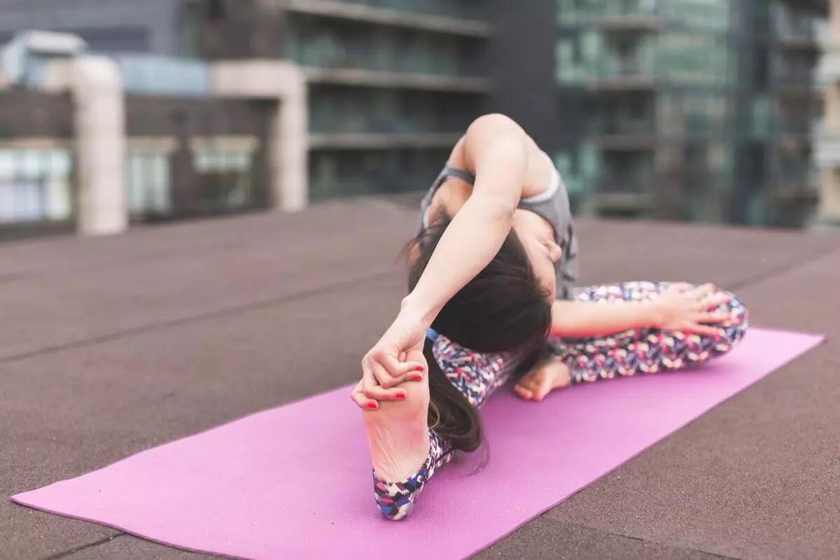 Best yoga mat in India to buy online