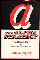 Libro The Alpha Strategy - John Pugsley