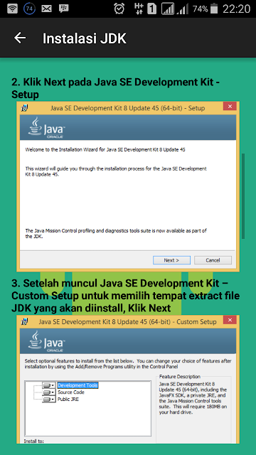 Belajar Android (tutorial)Install JDK Windows 10