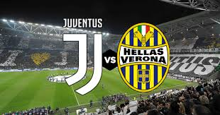 مباراة هيلاس فيرونا ويوفنتوس بث مباشر فى الدوري الإيطالي