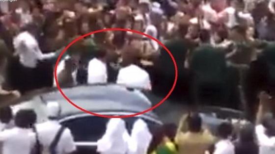 Bikin Heboh! Video Presiden Jokowi Didemo Emak-Emak di Ambon