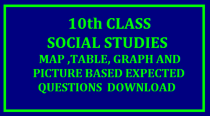 10th CLASS SOCIAL MAP TABLE GRAPH PICTURE BASED QUESTIONS , MAP TABLE GRAPH PICTURE BASED QUESTIONS, 10th CLASS SOCIAL STUDIES STUDY MATERIAL, 10TH SOCIAL STUDY MATERIAL, 10TH SOCIAL CHAPTER WISE STUDY MATERIAL. 10TH SOCIAL CCE MODEL STUDY MATERIAL SSC-10th-class-social-chapter-wise-study-material-map-table-graph-picture-based-expected-questions-bit-bank-download 10th CLASS SOCIAL MAP TABLE GRAPH PICTURE BASED QUESTIONS/2017/11/SSC-10th-class-social-chapter-wise-study-material-map-table-graph-picture-based-expected-questions-bit-bank-download.html