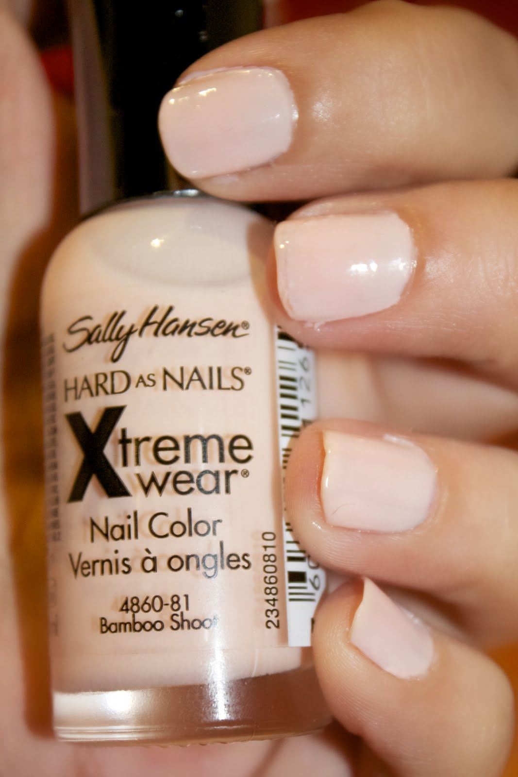 Sally Hansen, Bamboo And Nails On Pinterest