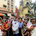डोंबिवलीत शंखनाद करीत भाजपाचे मंदिर उघडा आंदोलन