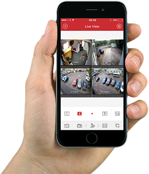 CCTV Apps: Security cam apps