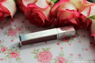 Review: Urban Decay - HI-FI SHINE Lipgloss - Backtalk