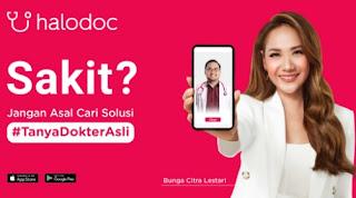 Tanya Dokter Online Halodoc