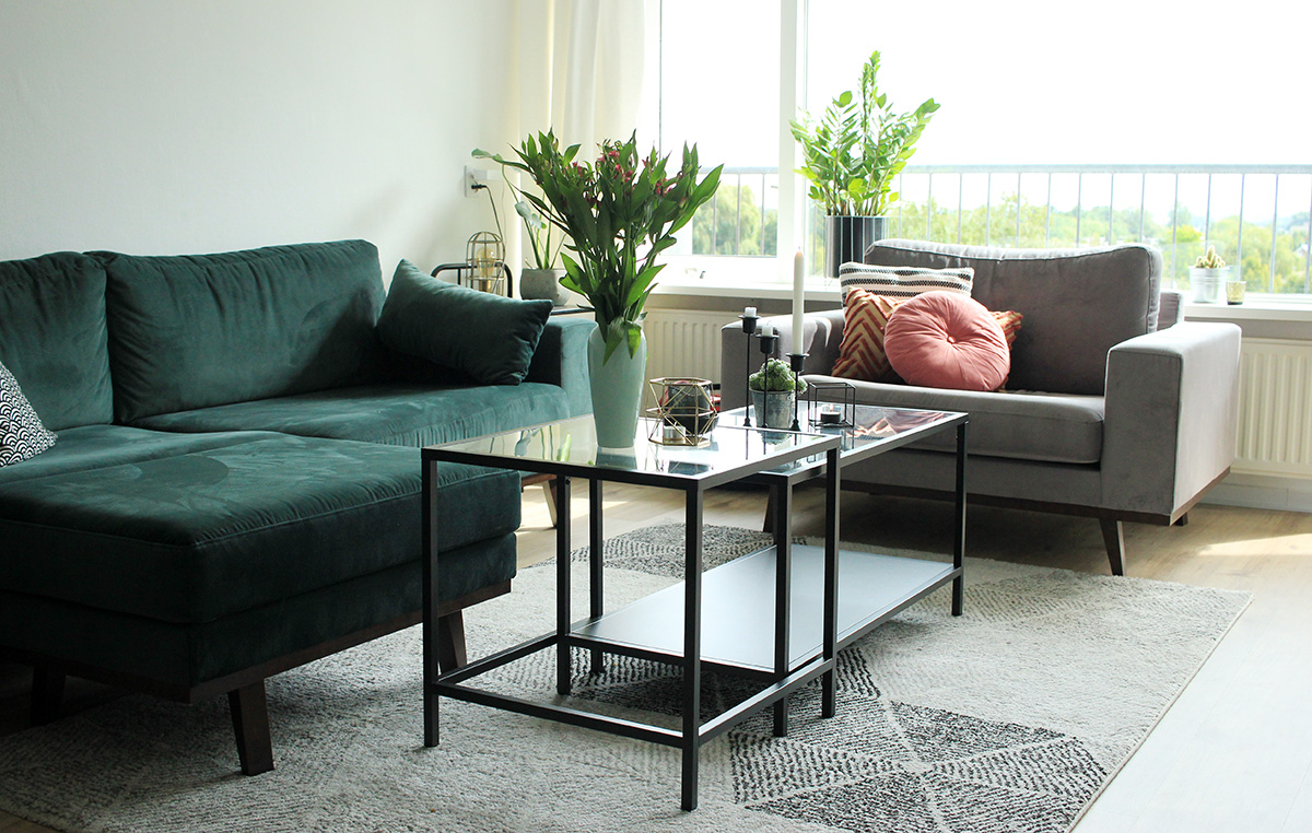 Salon Tafel Nieuw.Nieuw Vittsjo Salontafeltjes Van Ikea Marktplaats Vondst