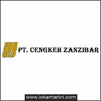 Lowongan Kerja PT Cengkeh Zanzibar Semarang Februari 2021