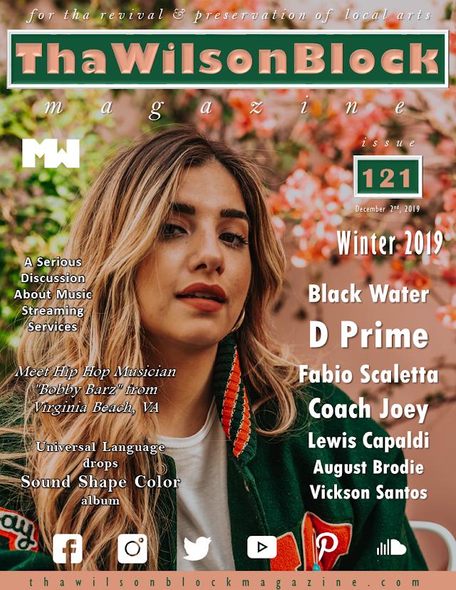 ThaWilsonBlock Magazine Issue121 Winter 2019 (11/25/19 - 12/2/19)