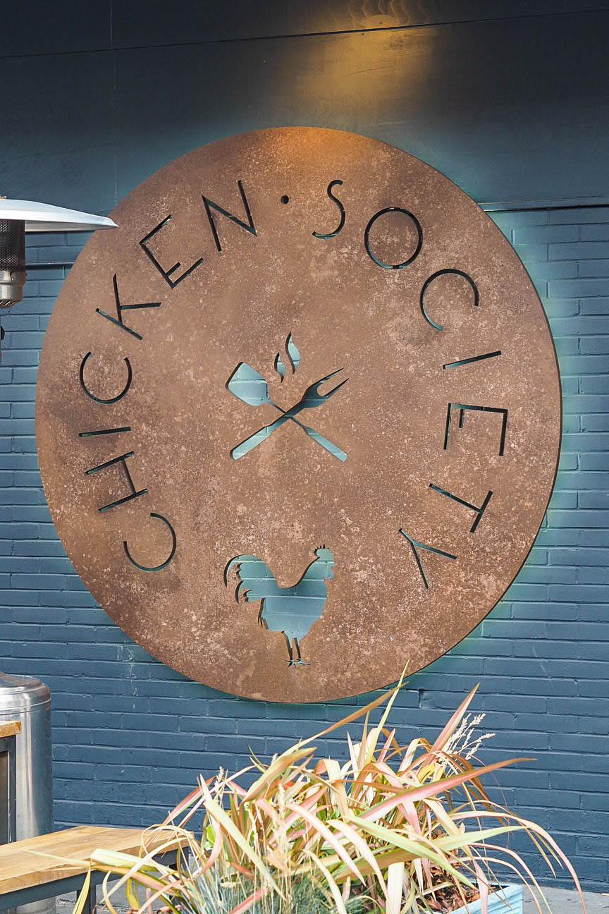 Chicken Society restaurant