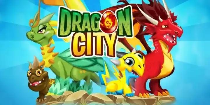 حول مدينة التنين Dragon City
