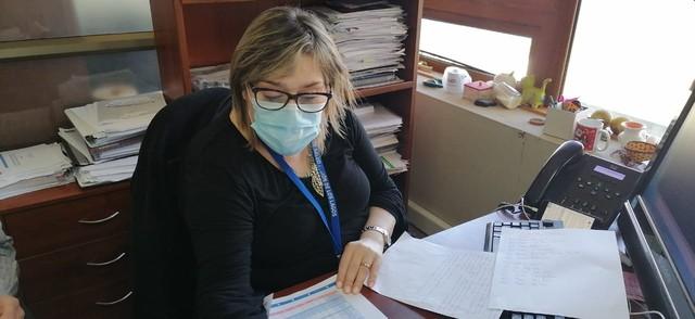 Seremi de Salud (s) Marcela Cárdenas