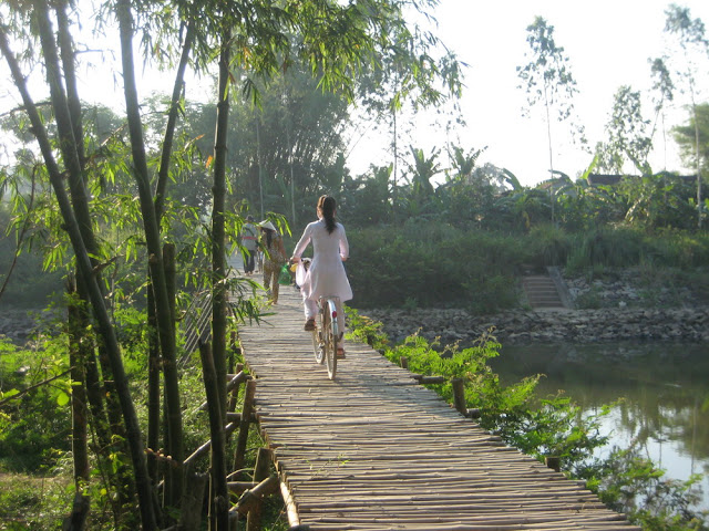Hình ảnh làng quê Thủy Triều, Phổ Văn, Đức Phổ 7