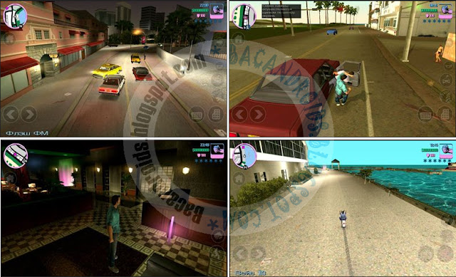 free download Game Grand Theft Auto GTA Vice City ApkUntuk HP Android Gratis