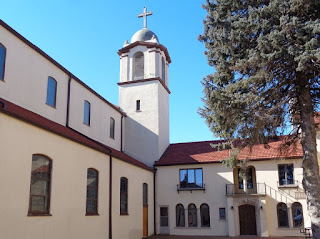 Sacred Heart in Dodge City