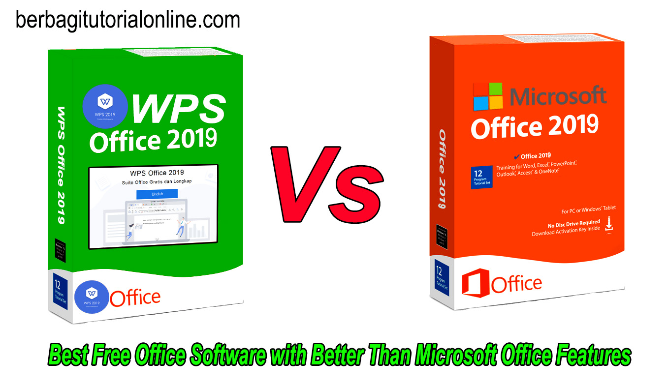Best Free Alternatif Office Software