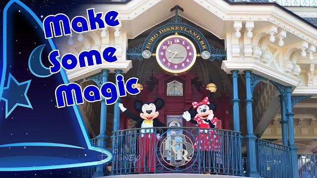 Make some Magic, Disneyland Paris Reopening, Parc Disneyland, Walt Disney Studios Park, Disney Parks, DLRP, Mickey, Minnie
