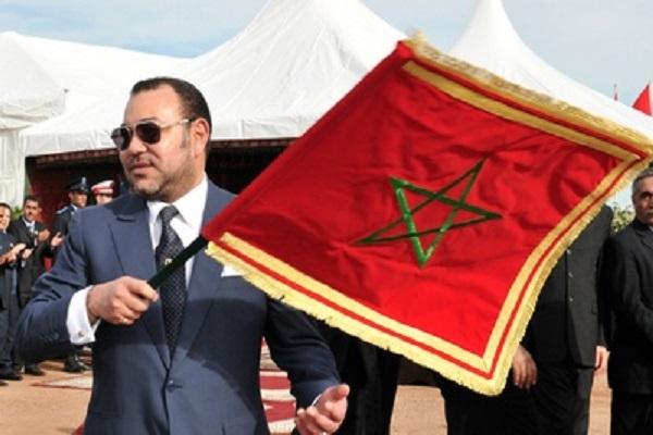 بقيادة جلالة الملك محمد السادس نصره المغرب على وشك الانتهاء من تشييد طريق سريع  بقلب الصحراء المغربية