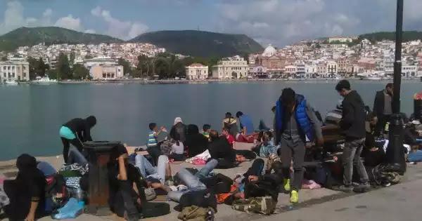 Ακόμα 1.000 παράνομοι μετανάστες αναχώρησαν από τα νησιά για μόνιμη εγκατάσταση στην ηπειρωτική Ελλάδα