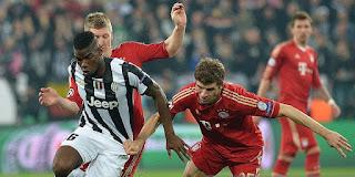 90 Menit Juventus Tahan Imbang Bayern Munich 2-2
