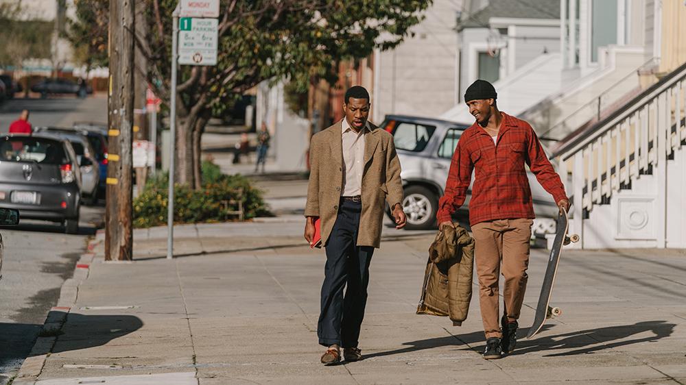 Người Da Đen Cuối Cùng Ở San Francisco