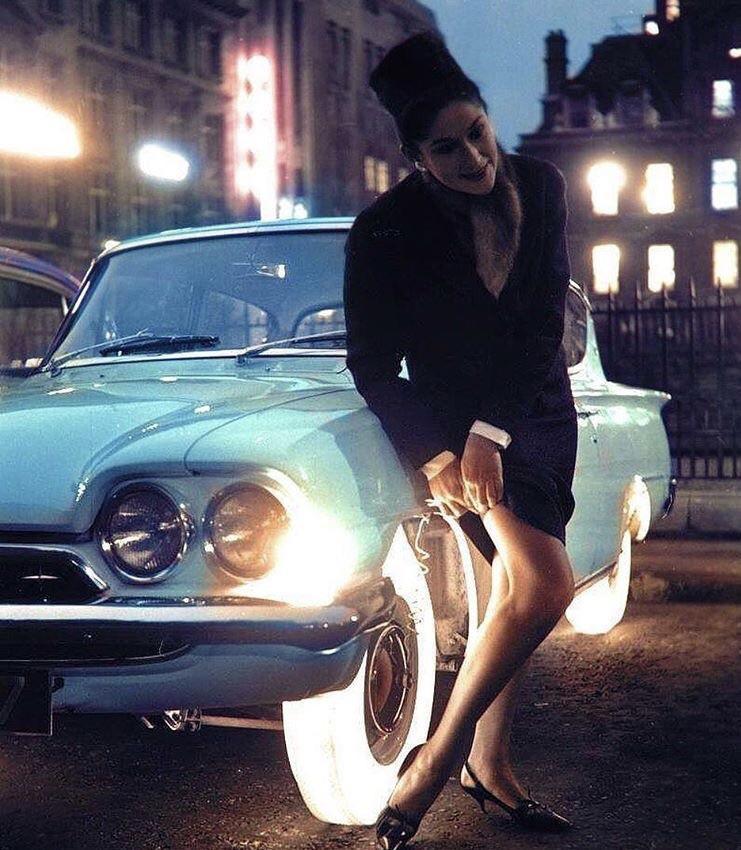 Goodyear's Illuminated Tires