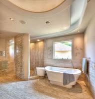 Universal Design Bathroom Cream Color