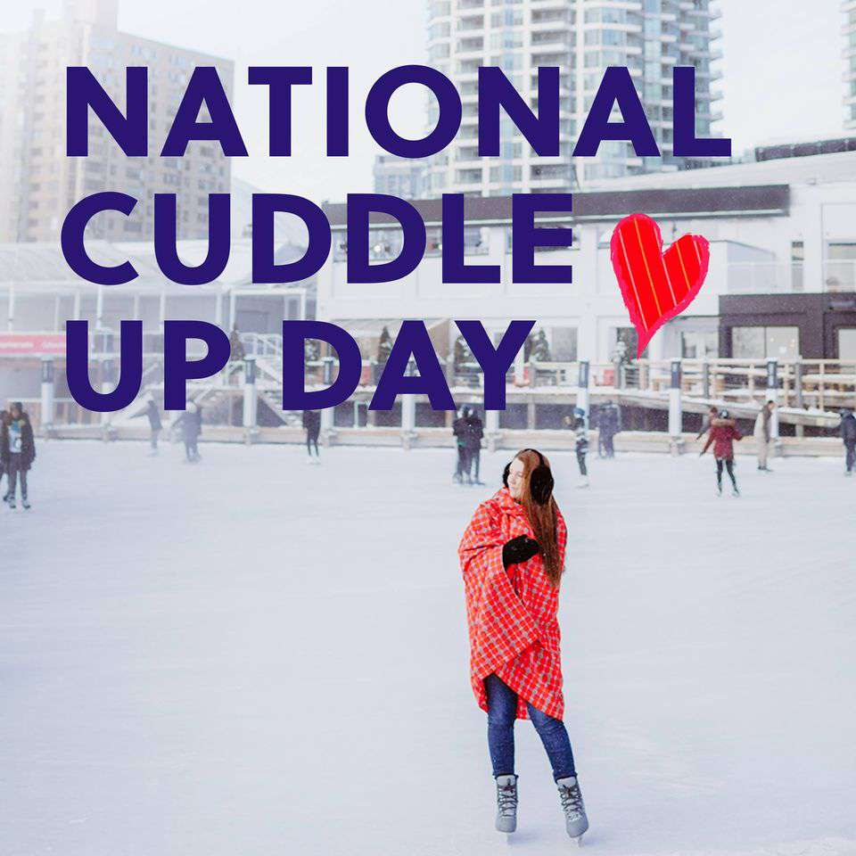 National Cuddle Up Day Wishes For Facebook