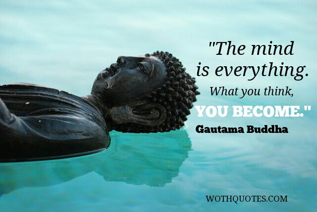 Gautama Buddha Quotes and Wise Sayings