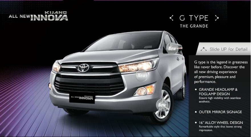 Harga New Agya Trd List Grand Avanza All Kijang Innova Type G ~ Toyota Auto 2000 ...