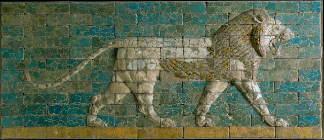 'A Wonder to Behold: Craftsmanship and the Creation of Babylon's Ishtar Gate' at The Institute for the Study of the Ancient World, NY