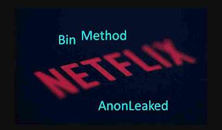 Bin Netflix Direct + Method 2019 Working