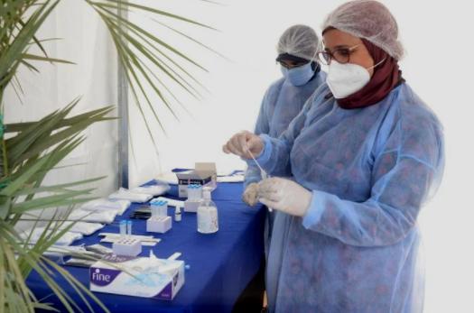 Le Maroc enregistre 693 cas de Covid-19, 48 décès
