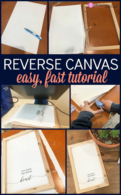 Reverse canvas, reverse canvas ideas, reverse canvas sign, reverse canvas idea, reverse canvas tutorial
